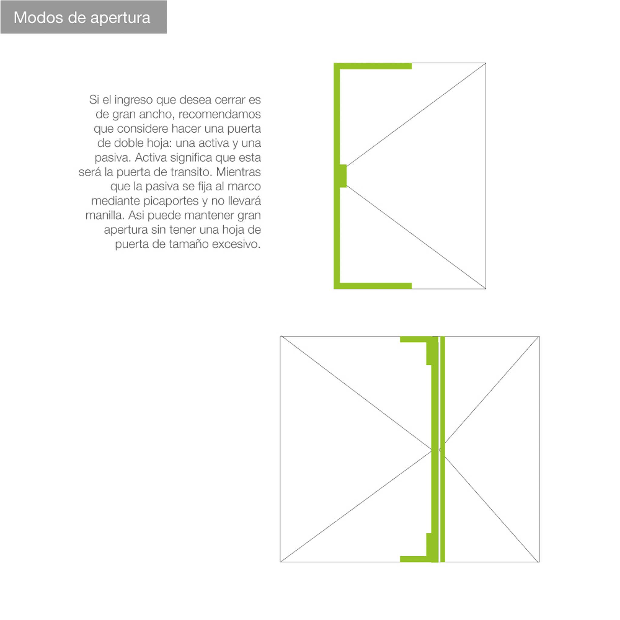 Excepcional Tamaño De Marco De La Puerta Imágenes - Ideas ...