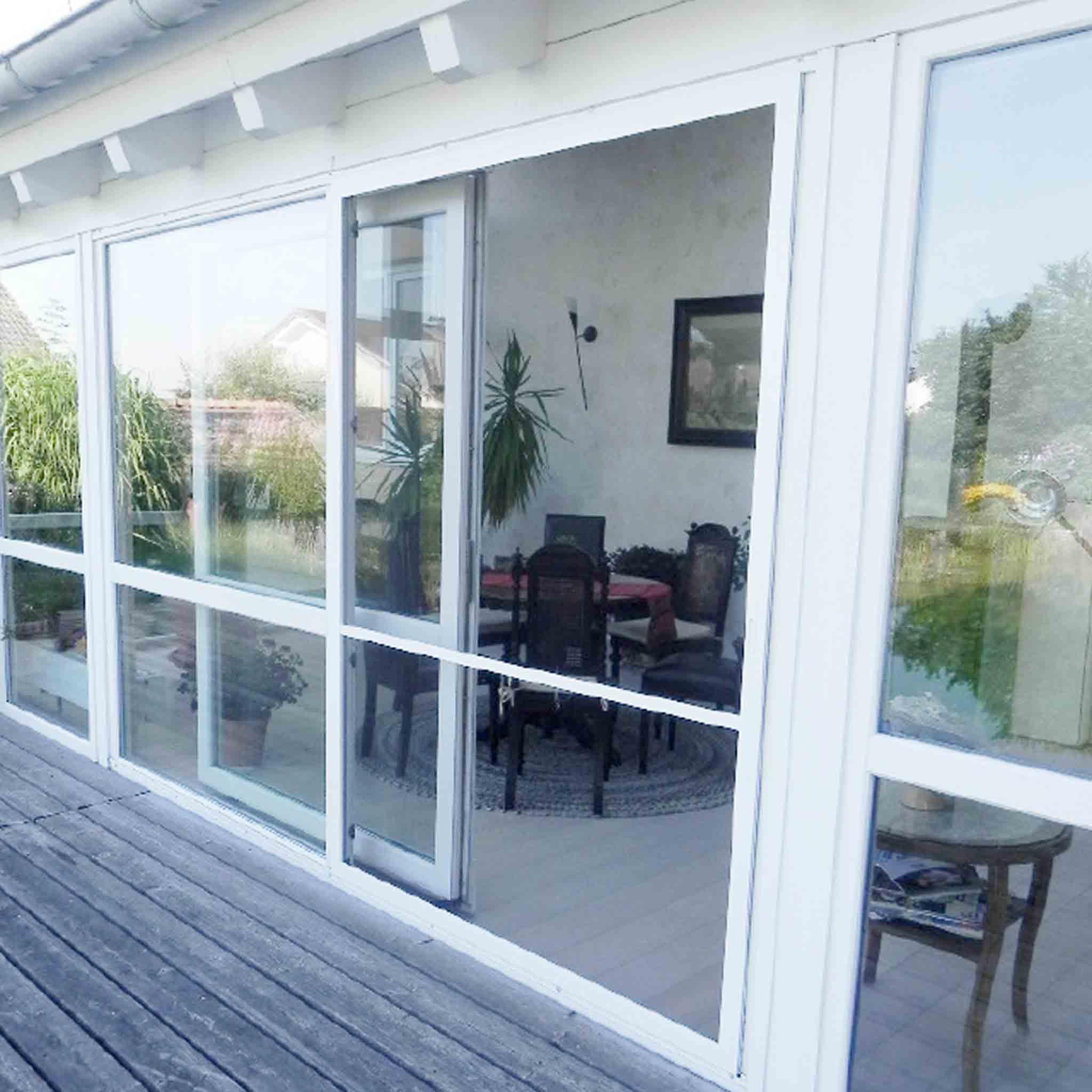 Mosquiteros ambienta ventanas puertas mamparas sistema for Mosquiteros de aluminio