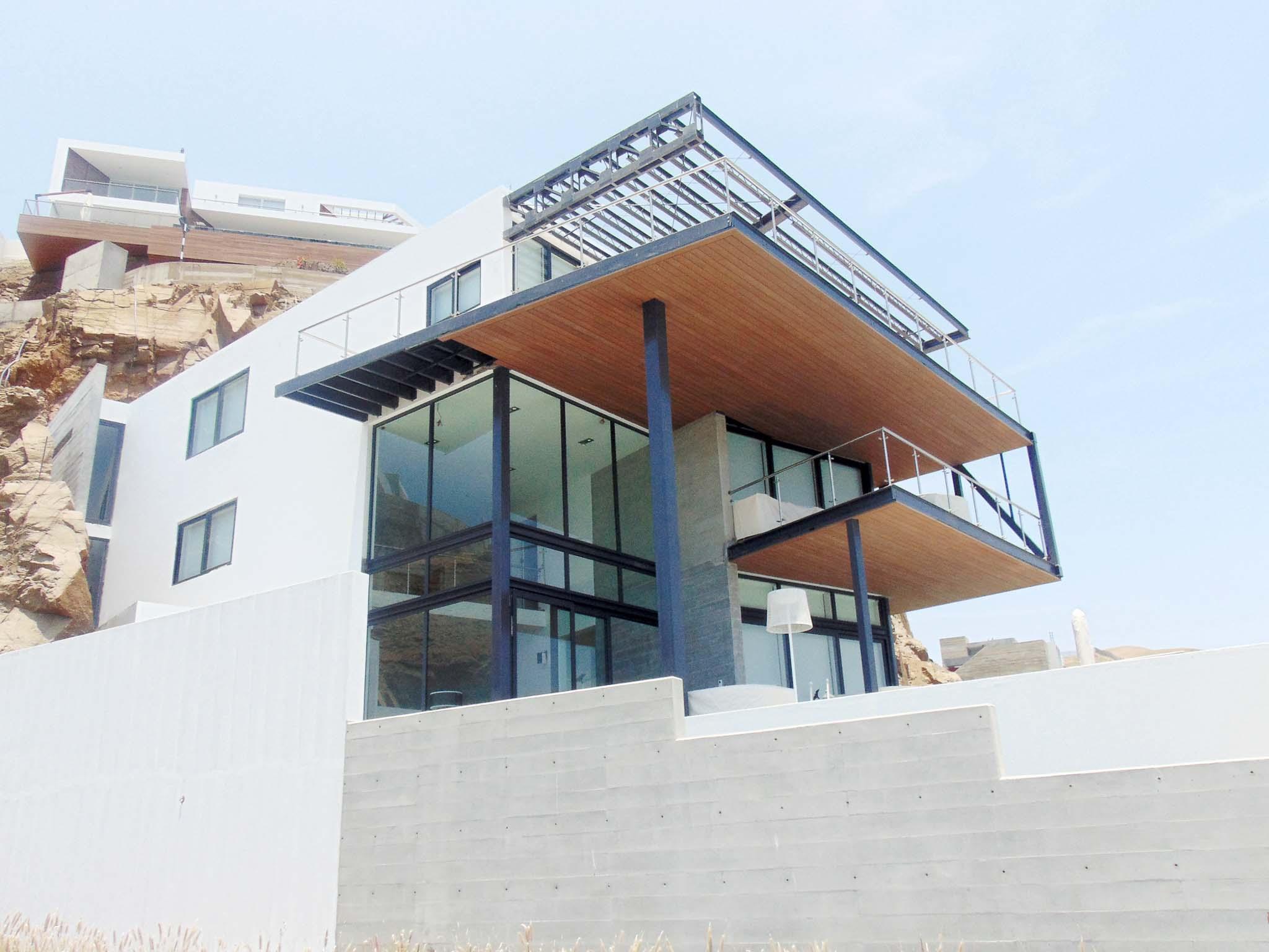 De Col Arquitectos – Playa Poseidón